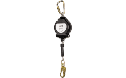 Image showing an ABS B-Lock (steel cable) self-retracting lifeline - equipped with a strong steel cable for reliable fall protection