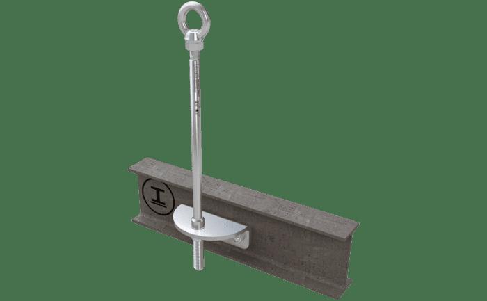 Foto van ankerpunt ABS-Lock III-SEITL-65 voor staalconstructies.