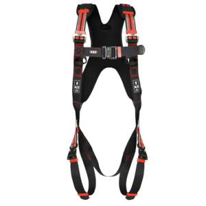 Image showing an ABS Comfort safety harness for high workplaces - with special padding and quick release fasteners