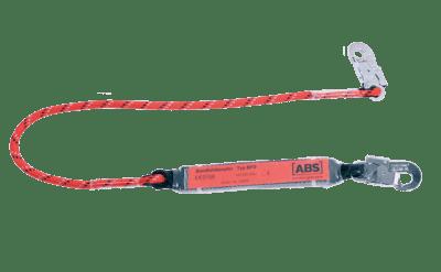 Illustration d'un connecteur de longueur fixe faisant partie de l'EPI antichute