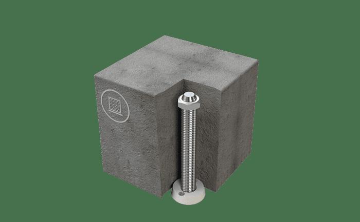 Produktbild vom Anschlagpunkt ABS-Lock II-C