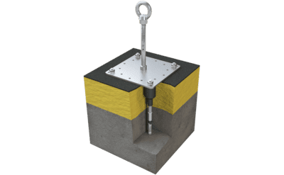 Image showing an ABS-Lock X-Therm anchor - specially designed to avoid thermal bridges