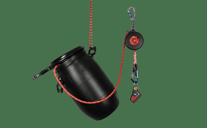 Produktbild des ABS Rettungsgerät MRG9 Easy mit Transportfass
