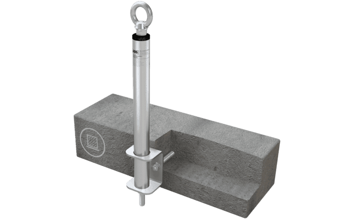 Image showing our ABS-Lock III-SEITL-SR anchor which was specially designed for concrete applications